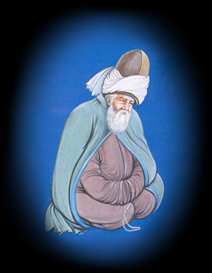 Rumi / Molana Masnavi and Divan Shams